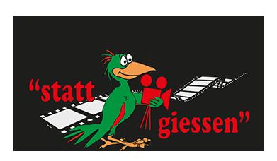 """bistro-biergarten-bühne """"statt giessen"""""""