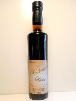 Walnuss Likör - 23 %